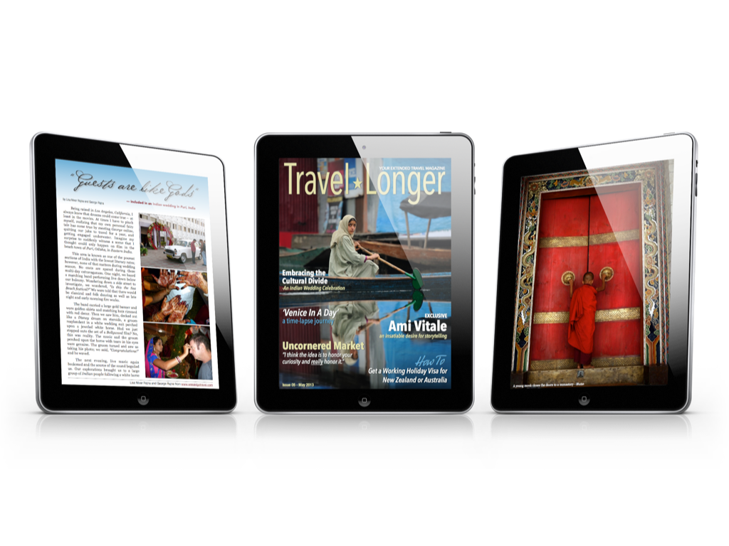 travel longer issue 5