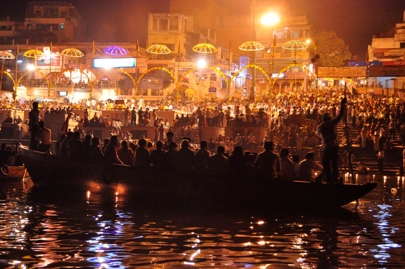 Ganges Ceremony