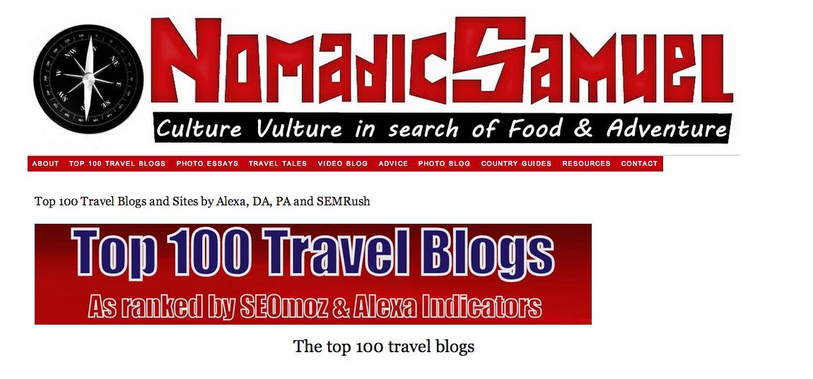 nomadic samuel top 100