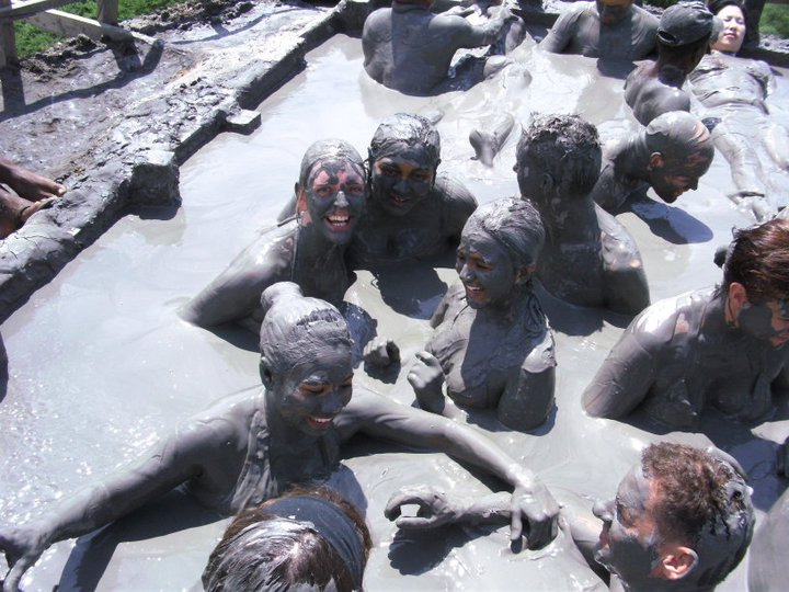 mud bath colombia