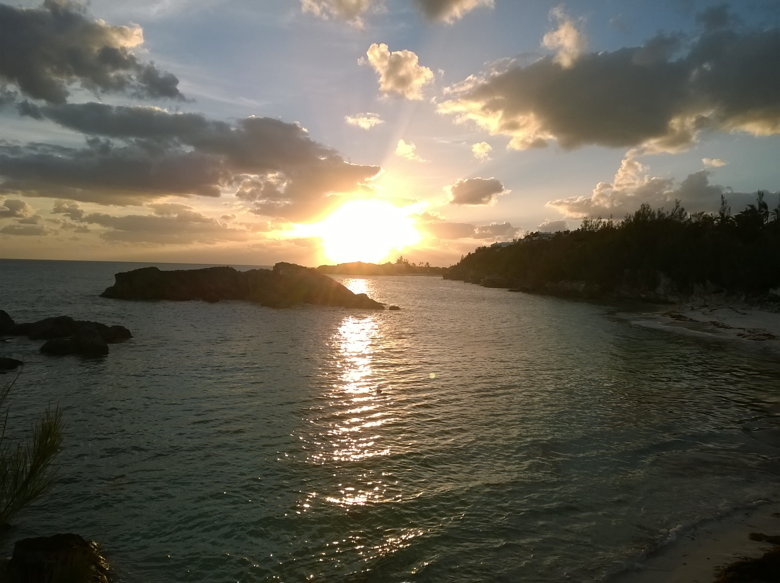 Fairmont Bermuda Sunset