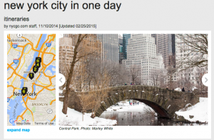 From http://www.nycgo.com/articles/new-york-city-in-one-day