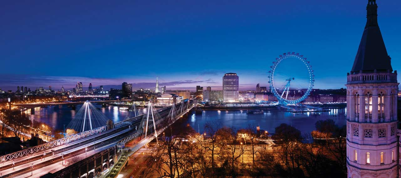 Corinthia's luxury hotel in London-in the heart of the city