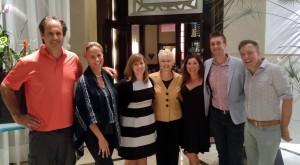 group diplomat dinner