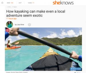 sheknows KAYAK