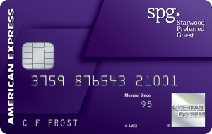SPGAmex Card Art